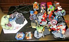 Disney Infinity 2.0 Edition Characters Lot + Portal & PS4 Game