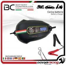 BC Battery KIT 1 caricabatterie 9000 EVO+ per batterie 12v fino a 200 Ah