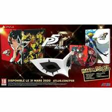 Persona 5 Royal : Phantom Thieves Edition - Edition Collector PS4 - FR