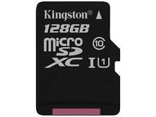 Kingston Canvas Select 128GB microSDXC Memory (Flash Memory) SDCS/128GBCR