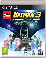 Lego batman 3: beyond gotham (Playstation 3) new & sealed