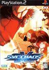 Used PS2 SNK vs. Capcom Chaos SONY PLAYSTATION JAPAN IMPORT