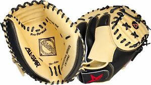 "All-Star Pro Series 33.5"" Baseball Catcher's Mitt RHT"