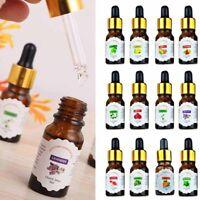 100% Naturreine ätherische Öle ätherisches Öl 12 Sorten! Aroma Diffuser Lampenöl