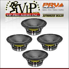 4x PRV Audio 10MB800FT Pro 10