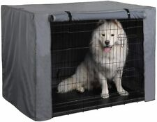 Durable Dog Crate Cover-Water Resistant Breathing