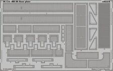 Kit détaillage planchers BR 86 1/35 Eduard pour kit Trumpeter