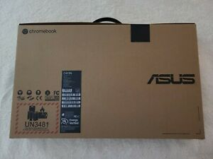 Asus Chromebook C423N Laptop Brand New Sealed - Silver