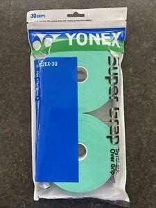 Yonex Super Grap Tennis Overgrip Green- 30 pack