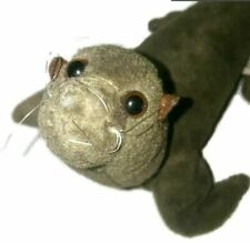 K&M Small Seal Plush 6 Inches Long 1999