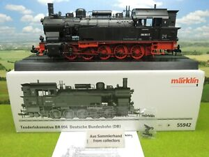 Märklin 55942 Spur 1 Tenderlok DB BR 094 mfx + Sound mit OVP TOP (VE) R1463