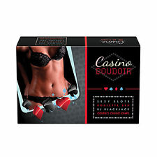 Jeux & Cadeaux Jeu Coquin Casino Boudoir - KHEPER GAMES