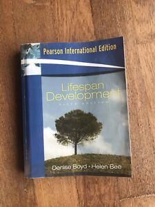 Lifespan Development By Denise Boyd & Helen Bee Fifth Edition