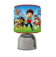 PAW PATROL TOUCH TABLE BEDSIDE LAMP KIDS ROOM BRAND NEW