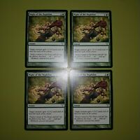 Might of the Nephilim x4 Dissension 4x Playset Magic the Gathering MTG
