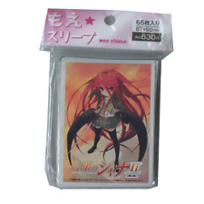 Max Protection Moe Sleeves Shakugan No Shana With Coat Standard Size 65 ct