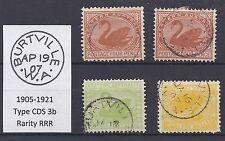 Western Australia Australian Postages Stamps