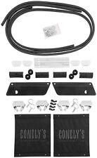 Conelys Saddlebag Hardware & Latch Kit Black CHWLK2012BR 67-0016