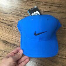 Nike Golf 845063 Dri Fit Stay Cool Cap Hat-adjustable Tropical Blue