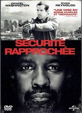 DVD -  SECURITE RAPPROCHEE - Denzel Washington