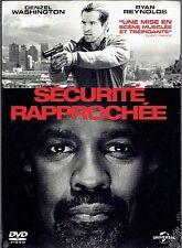 DVD -  SECURITE RAPPROCHEE - Denzel Washington
