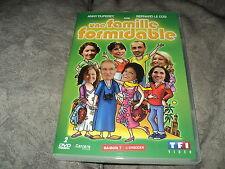"""COFFRET 2 DVD NEUF """"UNE FAMILLE FORMIDABLE - SAISON 7"""""""