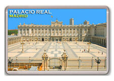 REAL PALACE MADRID FRIDGE MAGNET SOUVENIR IMÁN NEVERA PALACIO REAL