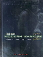 Call Of Duty: Modern Warfare 2 Prestige Edition Limitiert Lösungsbuch engl. NEU