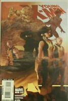 Young X-Men #12 Marvel Comics 2008 1st Print Unread NM