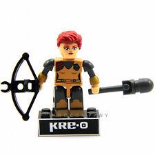 KRE-O KREO GI JOE COBRA Scarlett KREON MINIFIGURE SERIES WAVE 1 Toy FK340