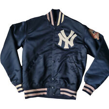 New listing Vintage Starter New York Yankees Size Small Button Up Bomber Jacket