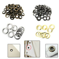 14mm - 20mm Iron Eyelets Grommet with Washers for Making Banners Tents Tarpaulin
