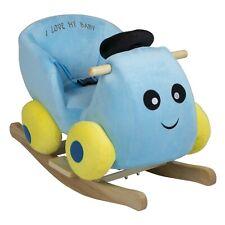 babyGo Rocker Car Schaukeltier Schaukelpferd Auto mit Sound