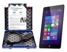 """VCDS Ross-Tech® HEX-V2® Diagnosegerät + Tablet 8"""" VAG com Can Original Tester"""