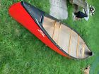 Old Town Canoe, 16-9, Discovery, and accessories, red, great condition, LL Bean