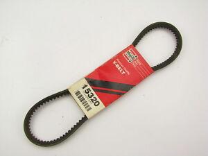 "Mighty 15320 Accessory Drive Belt - 0.44"" X 32.00"" - 36 Degree"