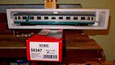 50347 Acme Uic-z1 Prima Classe XMPR FS Trenitalia Logo Verde/rosso Banda Verde