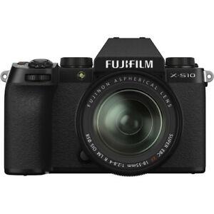 Fujifilm X-S10 + XF 18-55mm - Fuji XS10