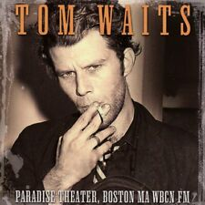Tom Waits - Paradise Theater, Boston MA WBCN FM (2016)  CD  NEW  SPEEDYPOST