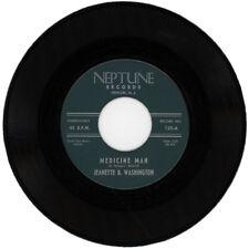"Jeanette B. Washington ""Medicine man C/W Larmes Tomber"" Northern Soul/r&b"