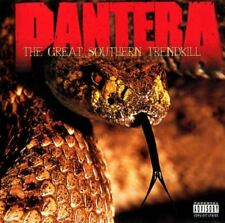 PANTERA the great southern trendkill (CD, album) thrash, heavy metal, very good