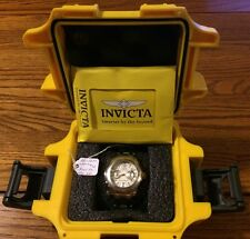INVICTA Scuba Voyager Quartz Watch LE 292/400  CASE $40 VALUE