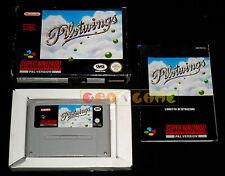 PILOTWINGS Super Nintendo Snes Versione PAL Italiana Pilot Wings ○○○○○ COMPLETO