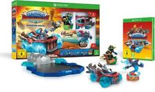 SKYLANDERS SUPERCHARGERS - STARTER PACK - GIOCO + PERSONAGGI - NUOVO XBOX ONE