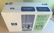 OEM HP LaserJet 4000, 4050 C4127X 27X Genuine Black Toner Print Cartridge SEALED