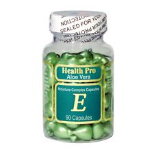 Nu-Health Aloe Vera & vitamin E Skin Oil Moisture Complex (90 Capsules)