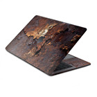 """Skin Decal Wrap for MacBook Pro 13"""" Retina Touch Rusted Away Metal Flakes"""