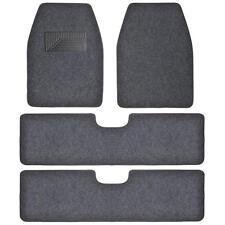 BDKUSA 3 Row Best Quality Carpet Floor Mats for SUV Van - Dark  Gray - 4PC