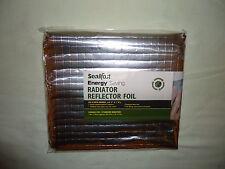 Sealfast Energy Saving Radiator Reflector Foil 5m x 50cm, does 3 radiators!