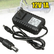 AC/DC 12V 1A Battery Charger Adapter For Kids ATV Quad Motorcycles Ride On Cars